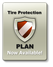PLAN Now Available! Tire Protection